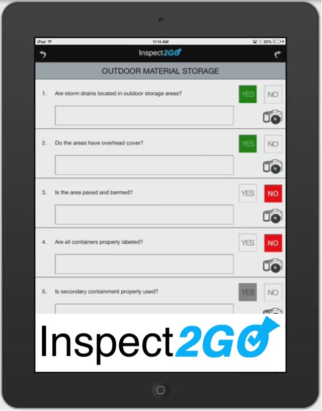 Stormwater Inspection App